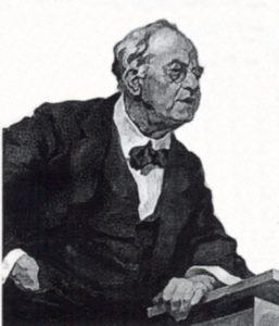 Nationaløkonom L.V. Birck.