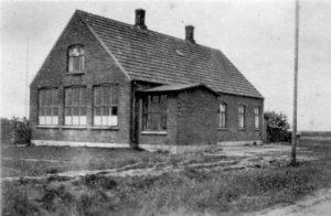 Døvling Skole ca. 1924