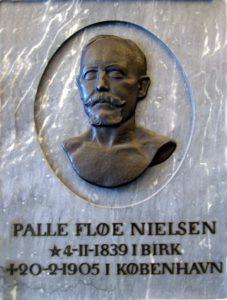 Mindestenen på Gjellerup kirkegård
