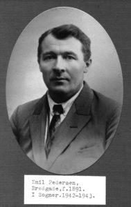 Murmester Emil Pedersen