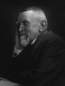 Lærer Tønning var en af forgangsmændene i Gjellerup sogn. Efter han tog sin afsked som lærer flyttede han til Hammerum by