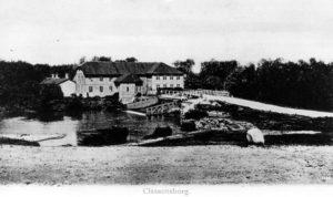 Clasonsborg